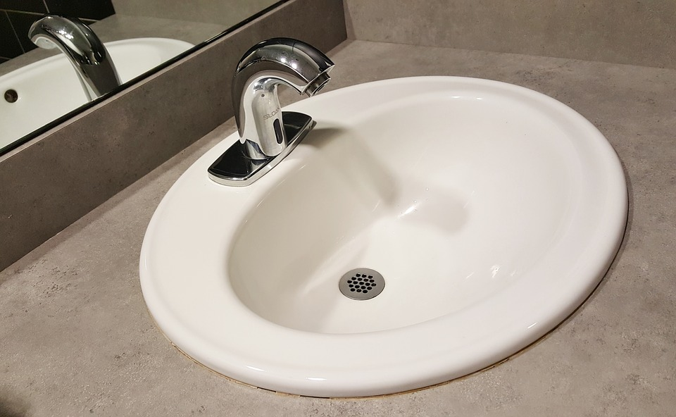 Add sensors to your bathroom sinks and reduce your water usage